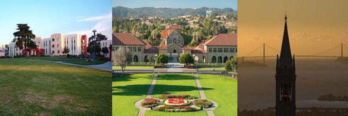 斯坦福大學, 伯克利加州大學, 加州州立大學 聯合培養博士後