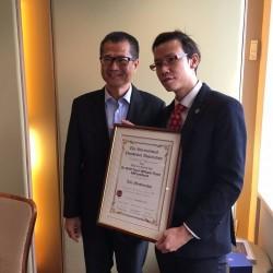 新會員加入國際博士後協會