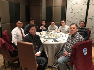 國際博士後協會春節前午餐茶聚